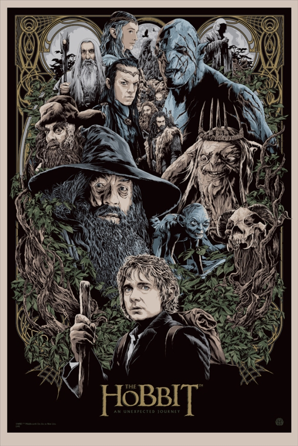 The Hobbit- An Unexpected Journey by Ken Taylor.