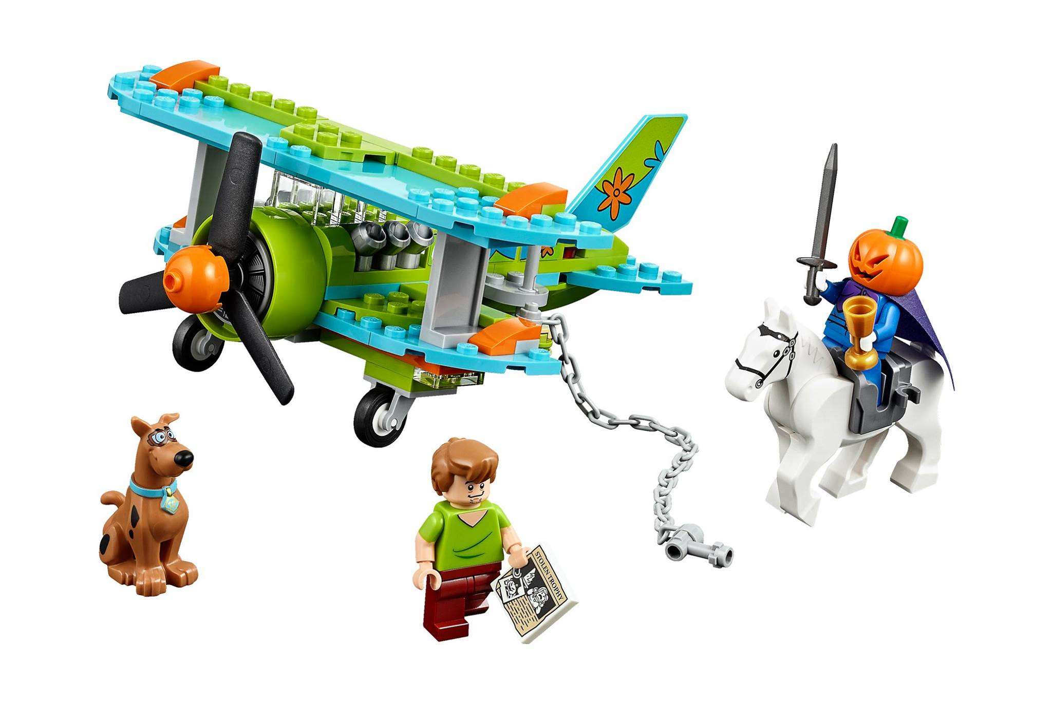 Lego Scooby Doo Sets Arriving In August 2015