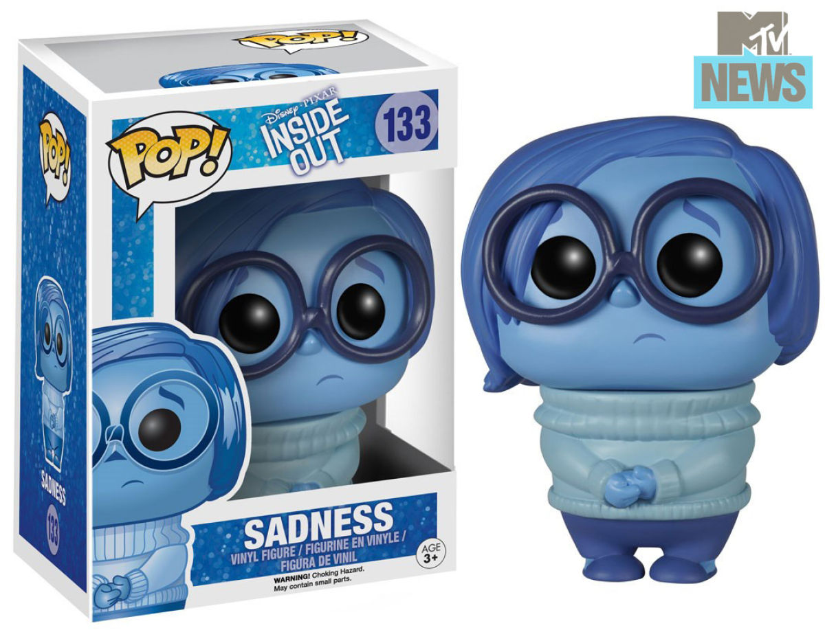 Check Out The Pixar Inside Out Funko Pop Figures