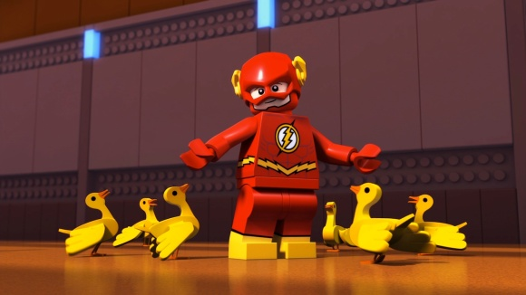 LegoJLBizarro-Flash ducks
