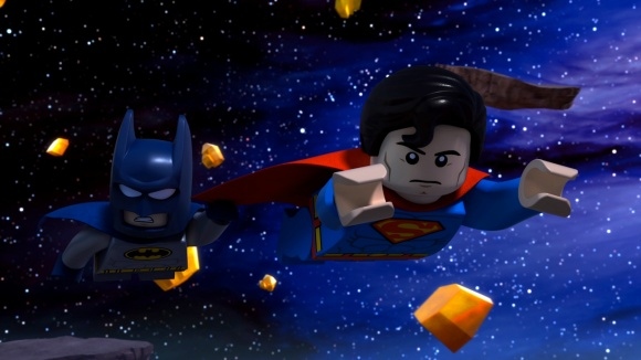 LegoJLBizarro-Supes Bat flying