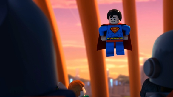 LegoJLBizarro-Supes talks to JL