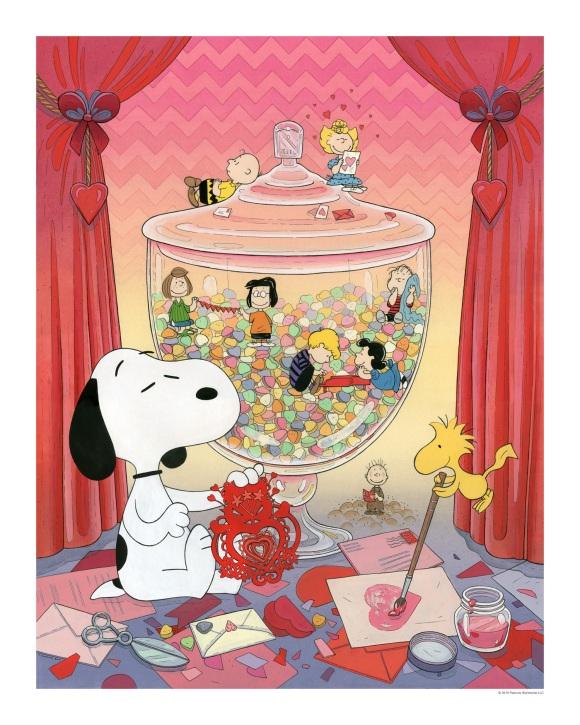 !!SnoopyValentine_Standard_16x20