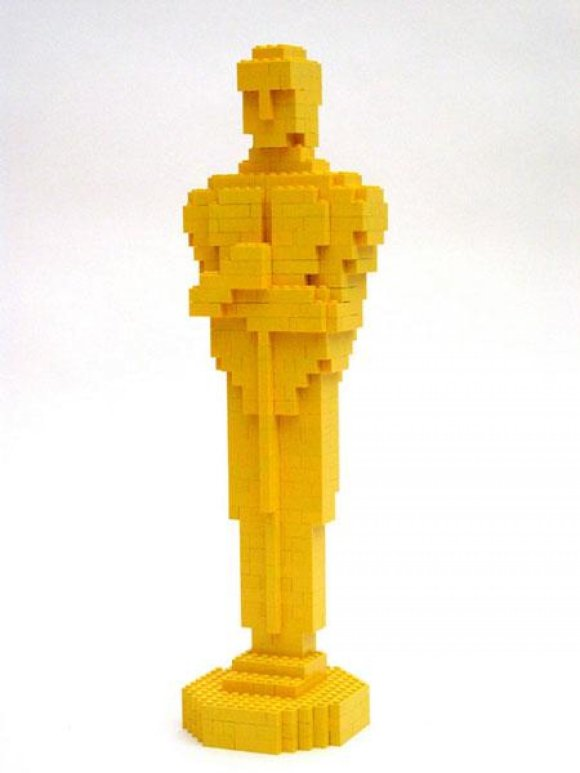 Here S How You Can Build Your Very Own Lego Oscar Trophy