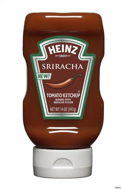 Heinz-Releases-Sriracha-Ketchup