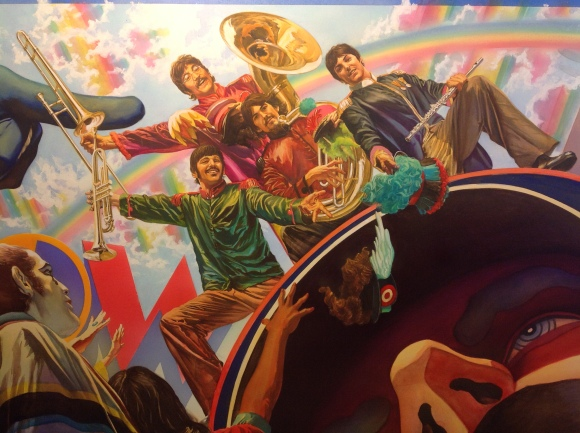 YS DHM-Alex Ross orig painting closeup 3