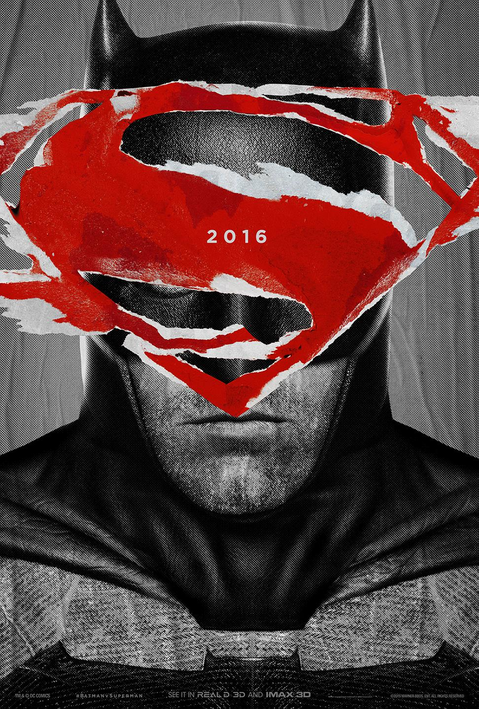 Batman V Superman Poster 132356