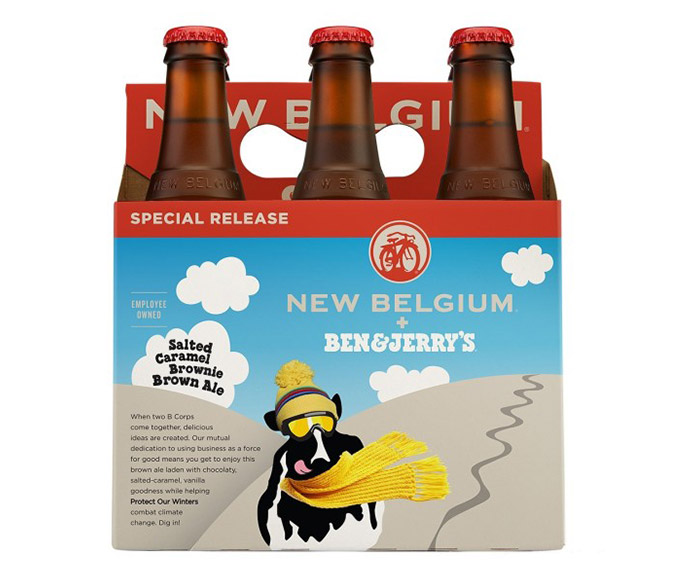 New Belgium Brewing and Ben & Jerry's Ice Cream are excited to ...