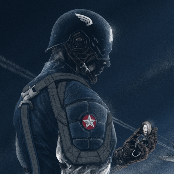 Captain America The First Avenger Detail 2