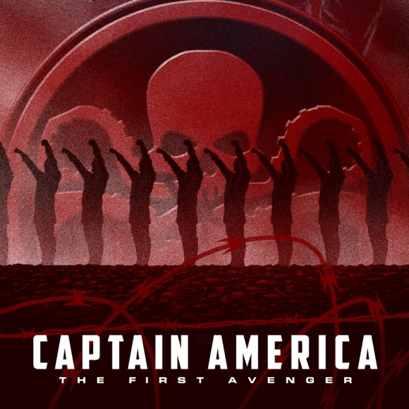 Captain America The First Avenger Red Skull Detail 1