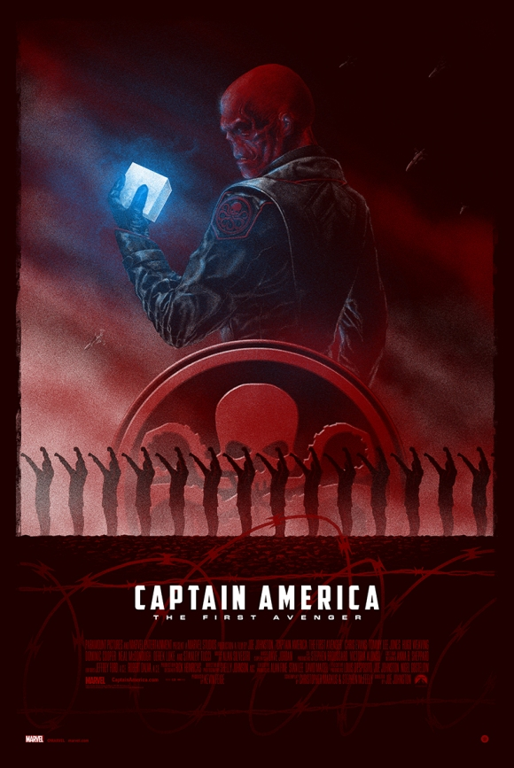 Captain America The First Avenger Red Skull Full