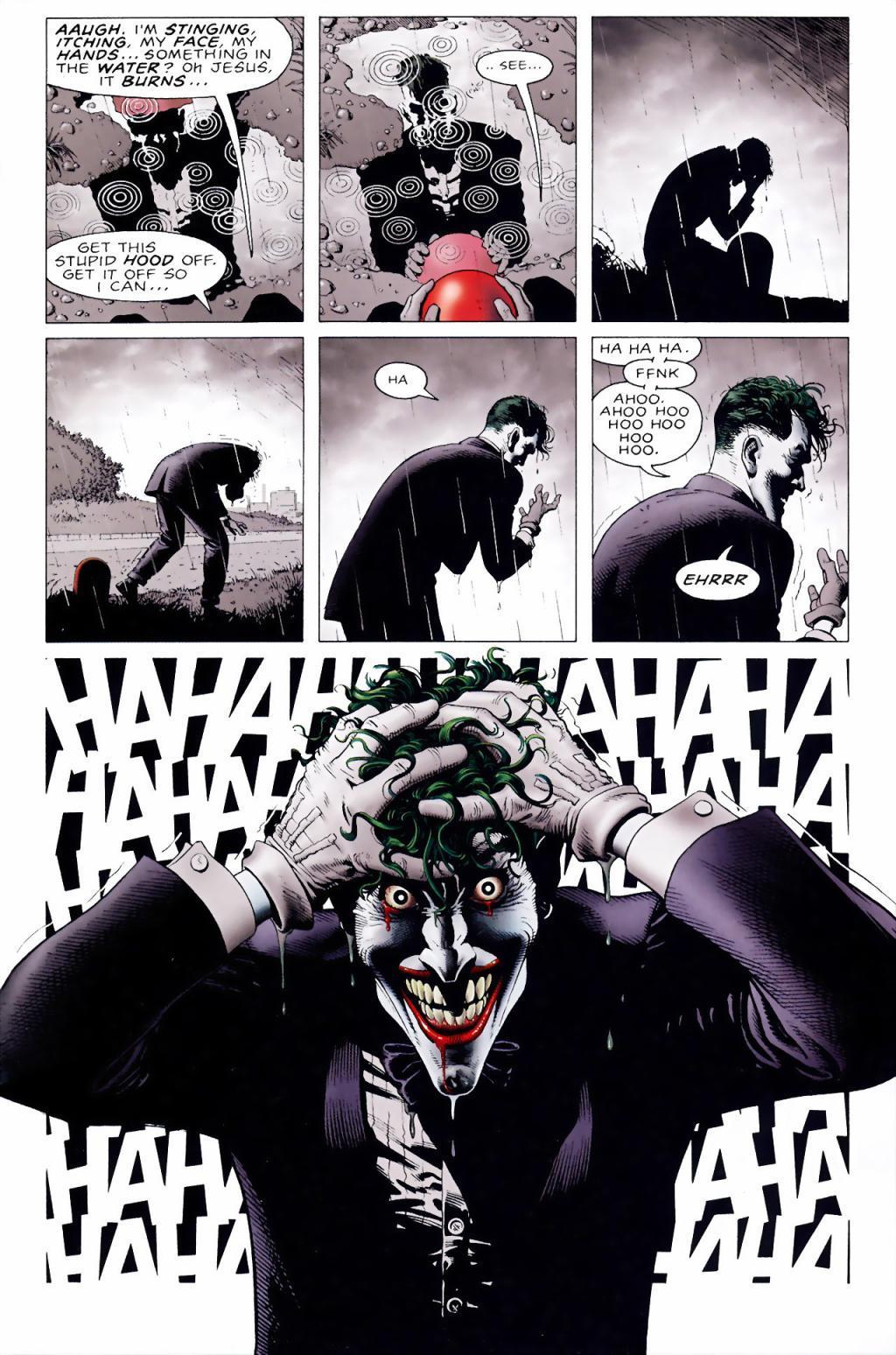 Batman Killing Joke
