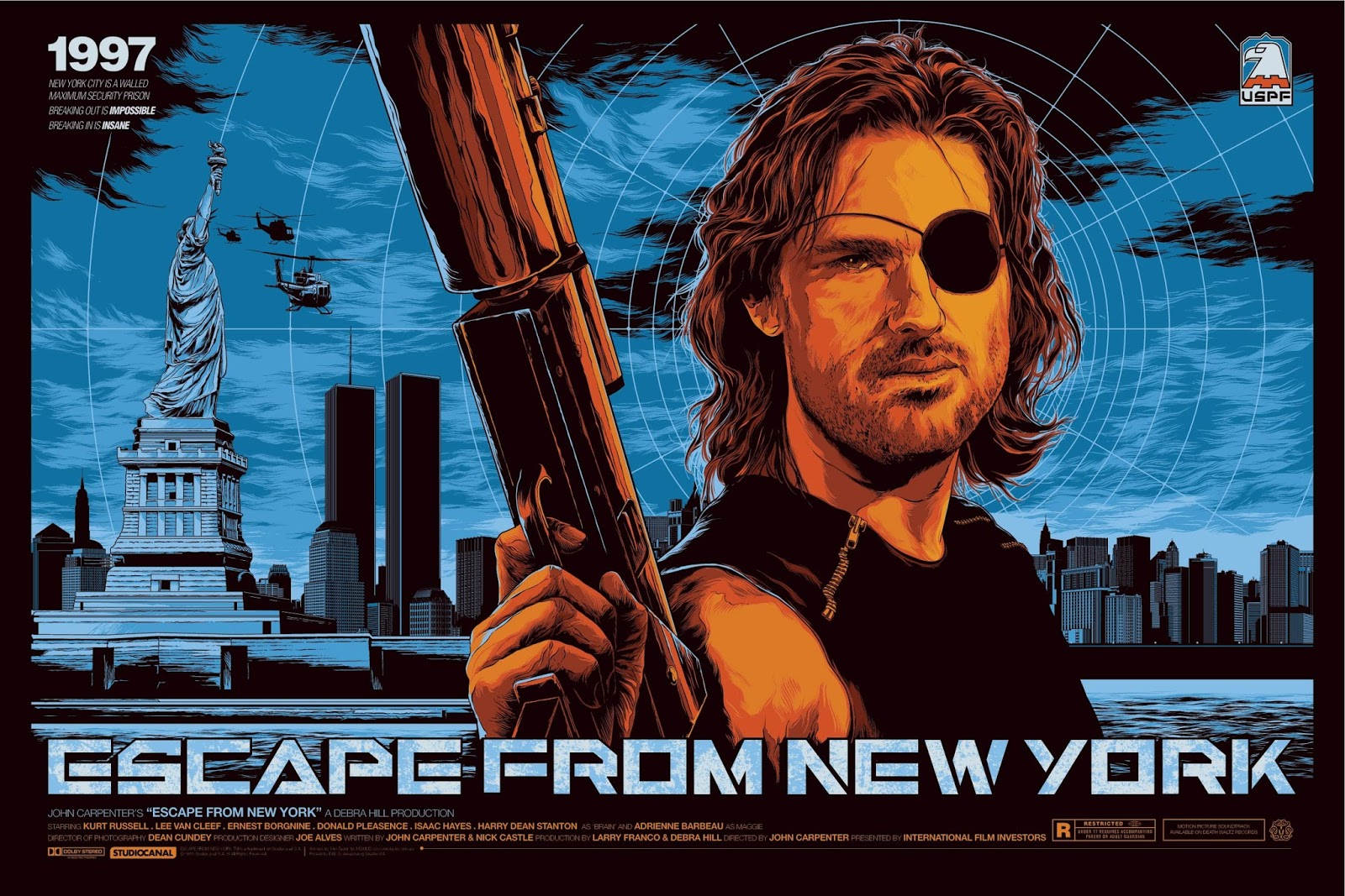 Escape from New York |