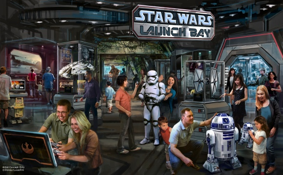 star wars launch