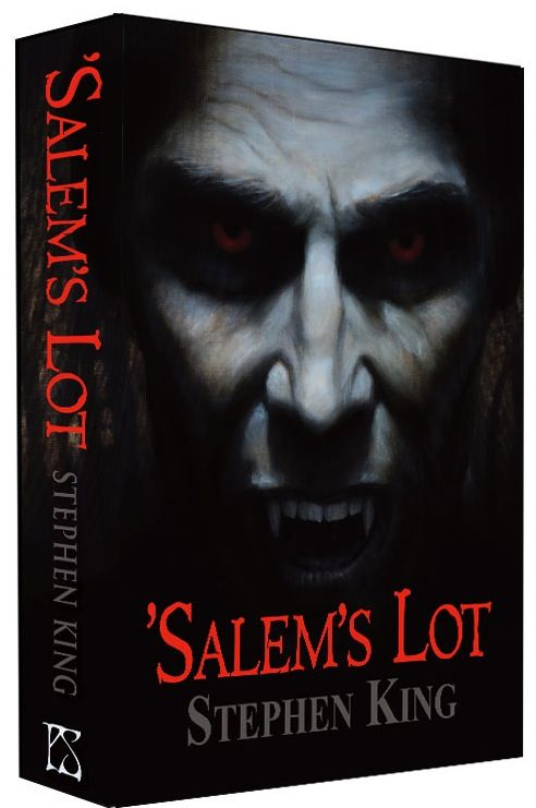 STEPHEN KING's Salem's Lot (Illustrated Edition) 1st Edition (2005)