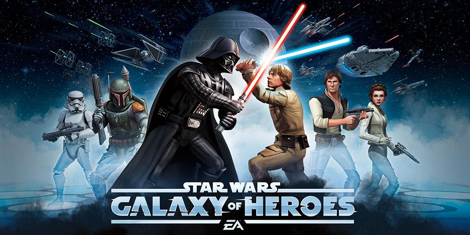 Games Like Star Wars: Galaxy of Heroes: 10 Best Games (2018)