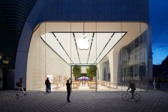 this-is-the-new-apple-store-in-brussels-from-the-outside
