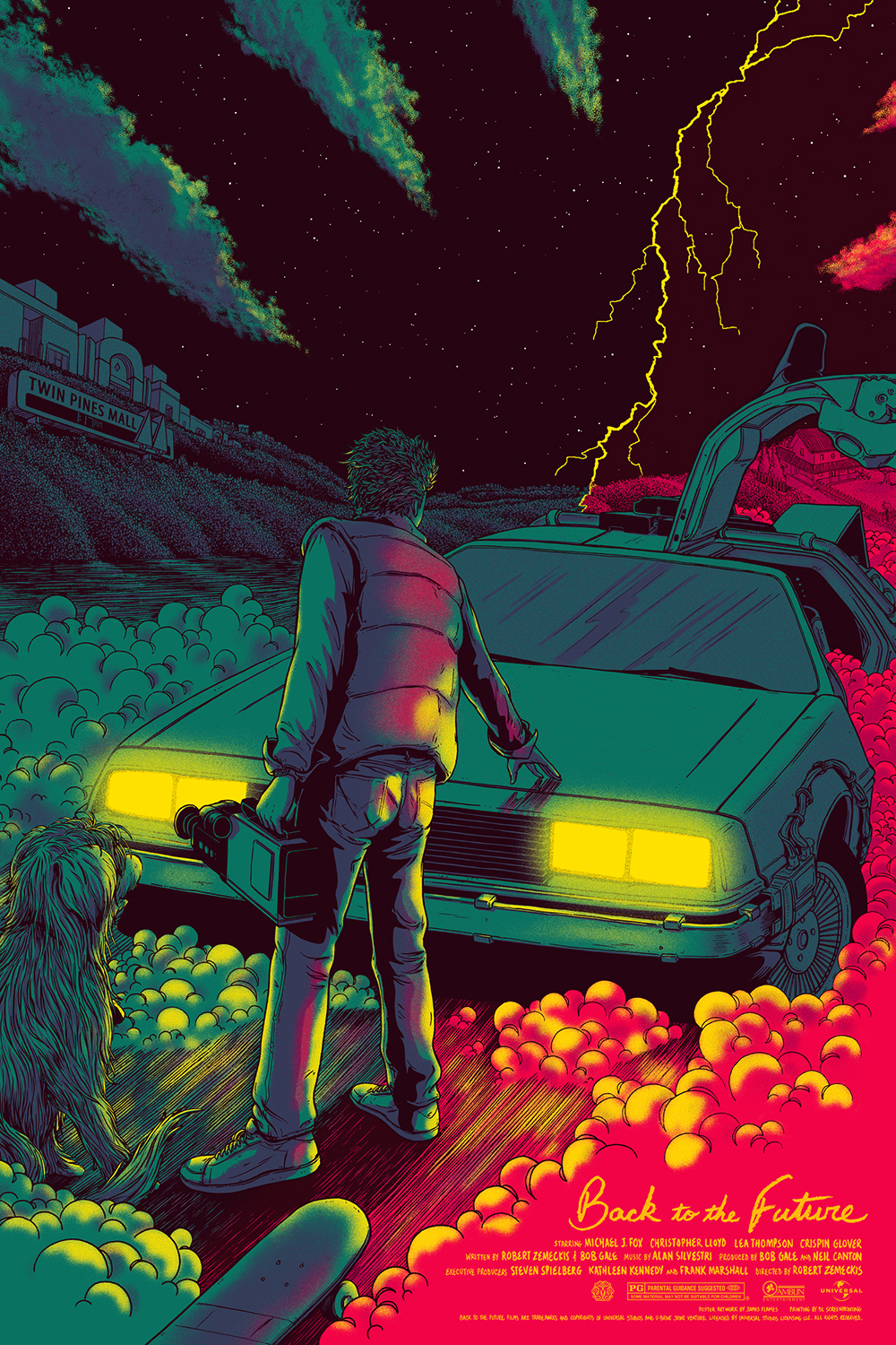 MONDO Celebrates Future Day With Back To The Future ...