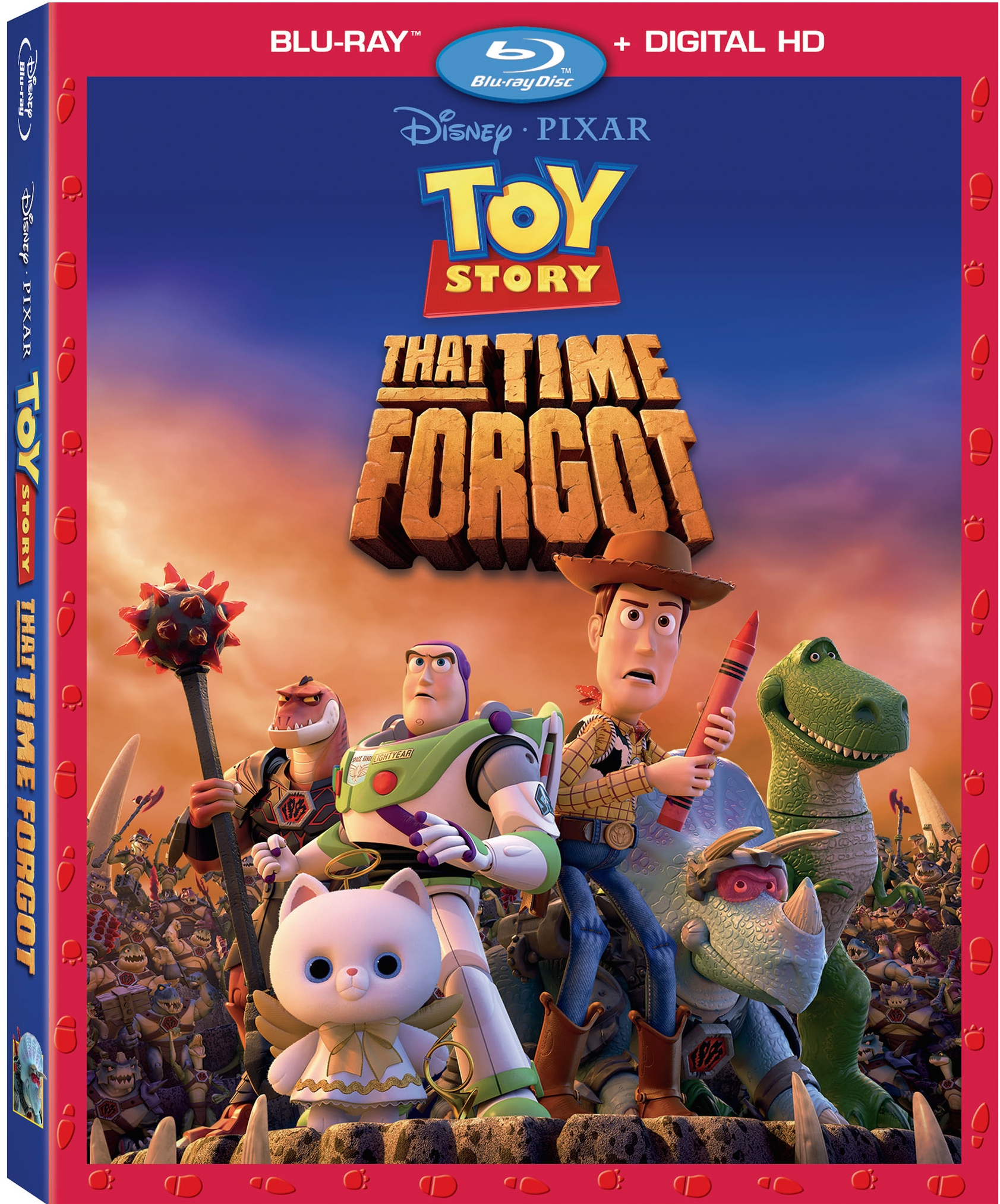 Toy Story That Time Forgot |