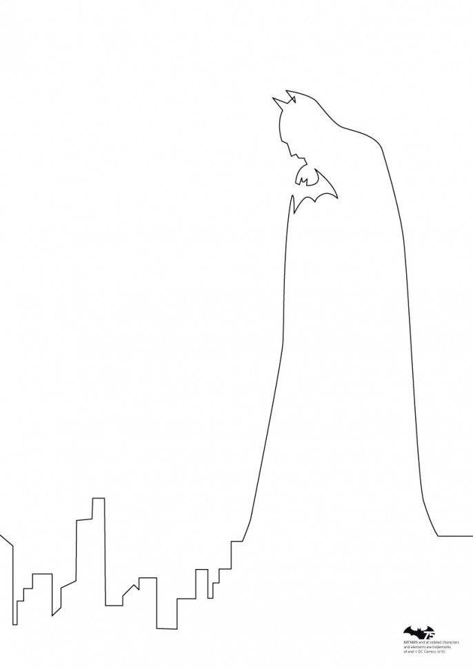 Single Line Word Art : Batman single line drawings by quibe