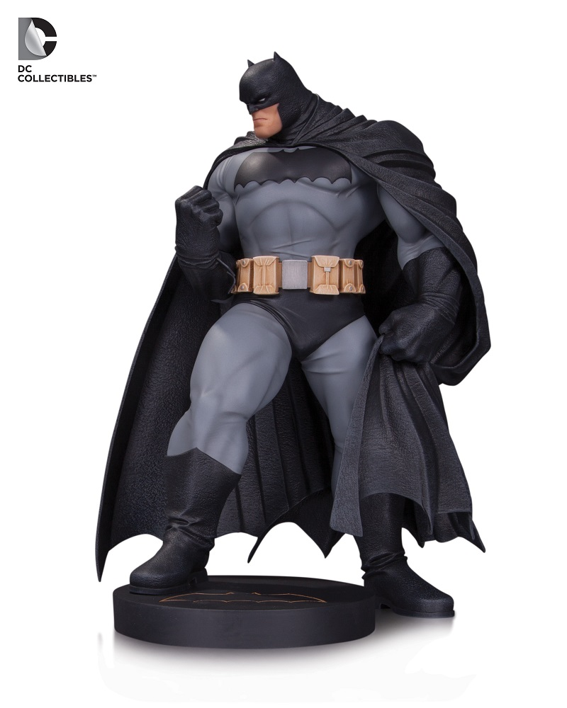 Frankly Collectible: DC Collectibles Brings Frank Miller's Dark Knight To Life