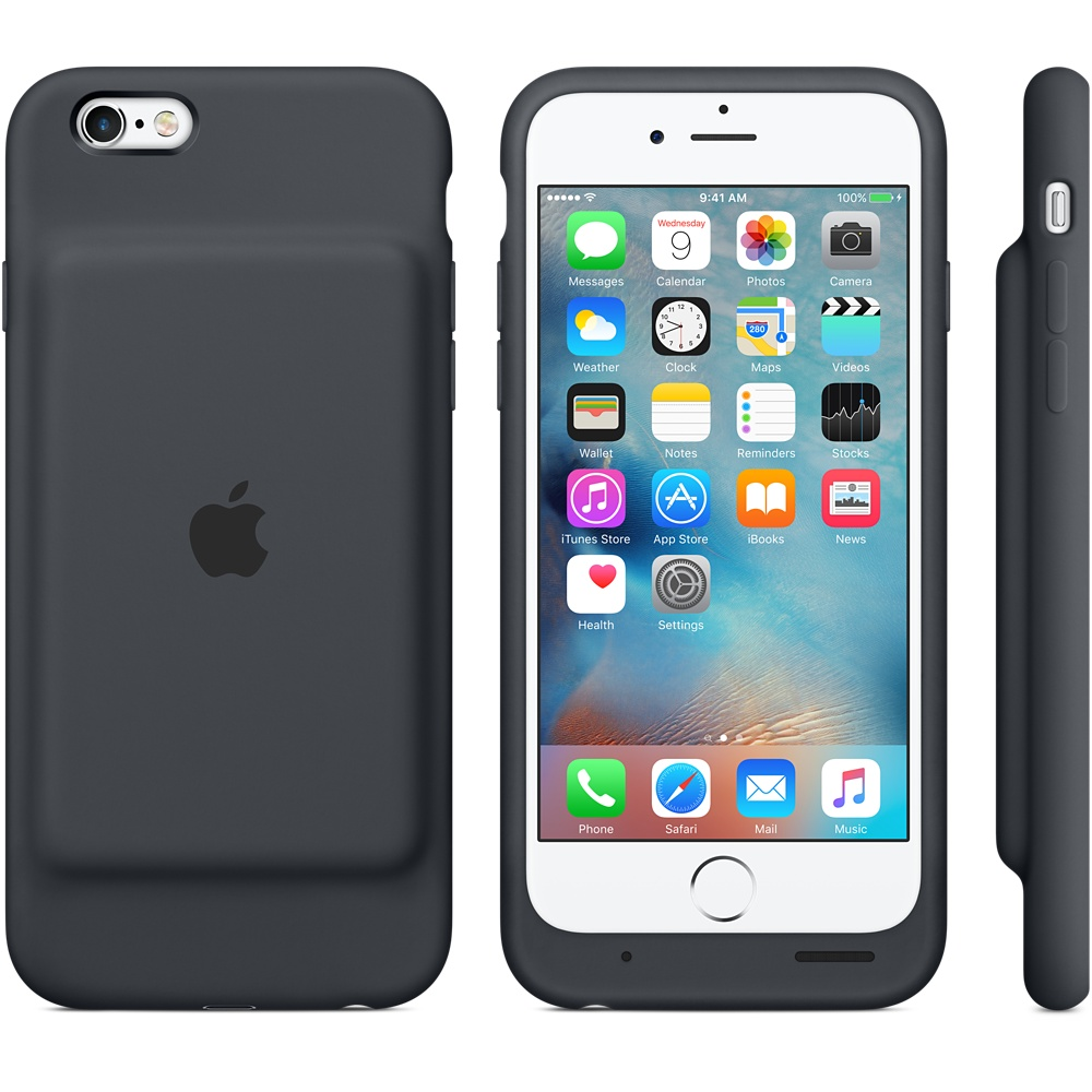 apple iphone 6s smart battery case. Black Bedroom Furniture Sets. Home Design Ideas
