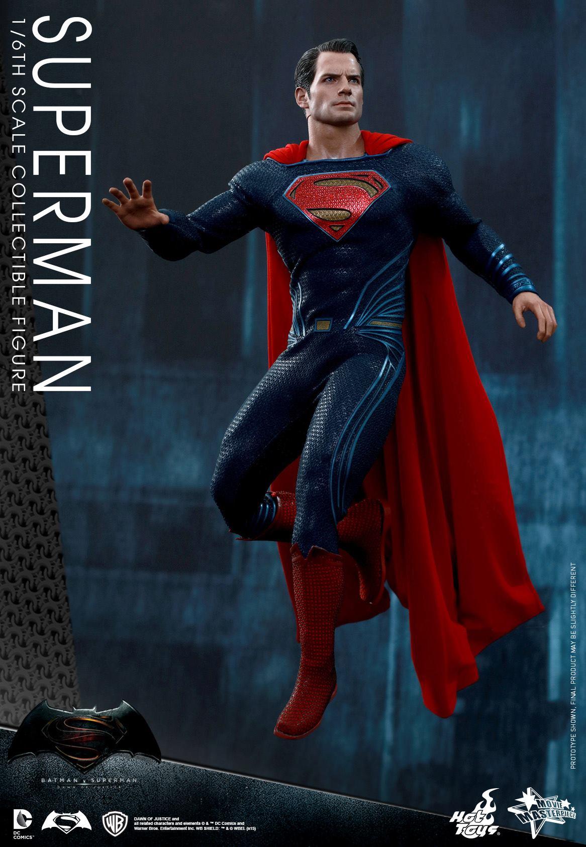 Batman V Superman Hot Toys Revealed-2531