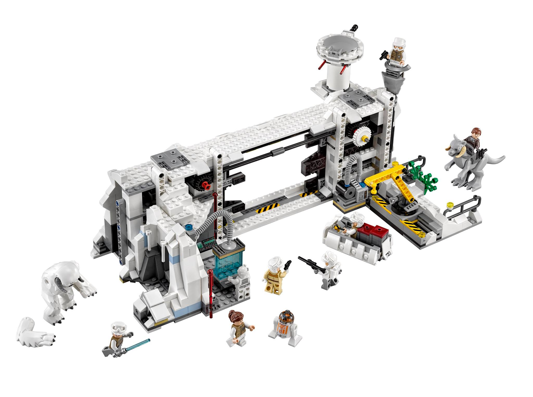 lego star wars ultimate collector s series assault on hoth 75098 set. Black Bedroom Furniture Sets. Home Design Ideas