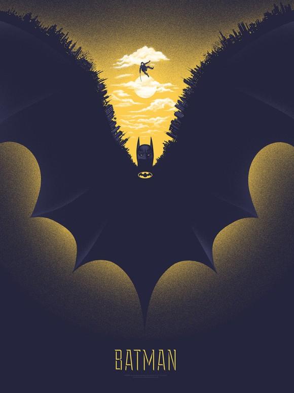 Batman by Gary Pullin