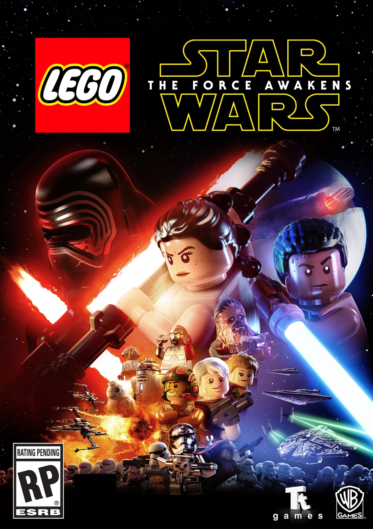 Video game lego star wars: the video game wallpapers (desktop.