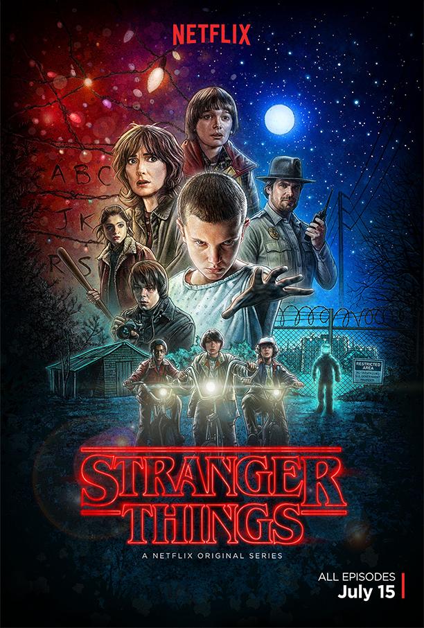 stranger new