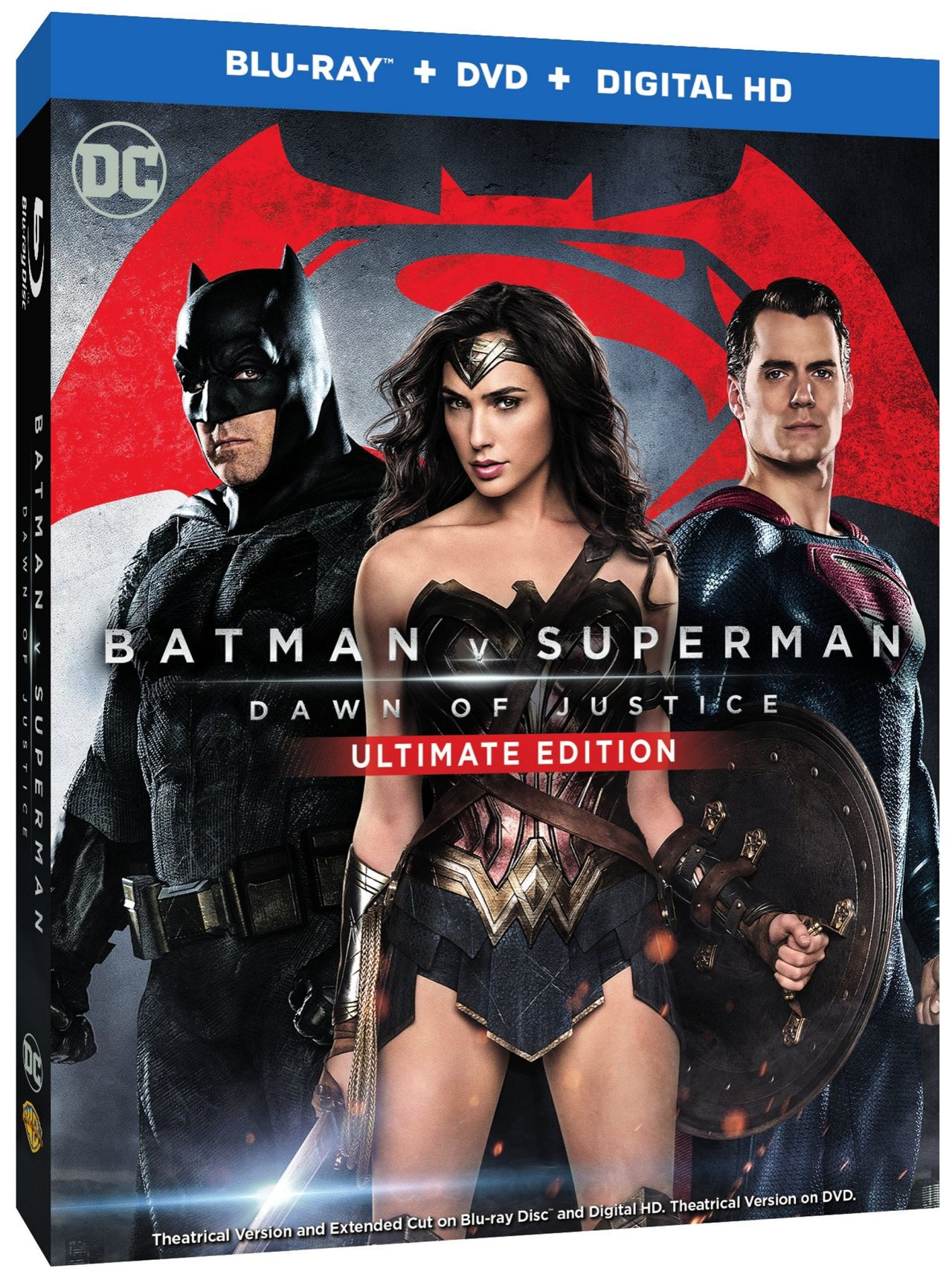 2 Warner Bros Pictures Has Officially Released The Batman V Superman Dawn Of Justice