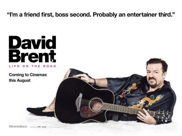 David-Brent-Poster