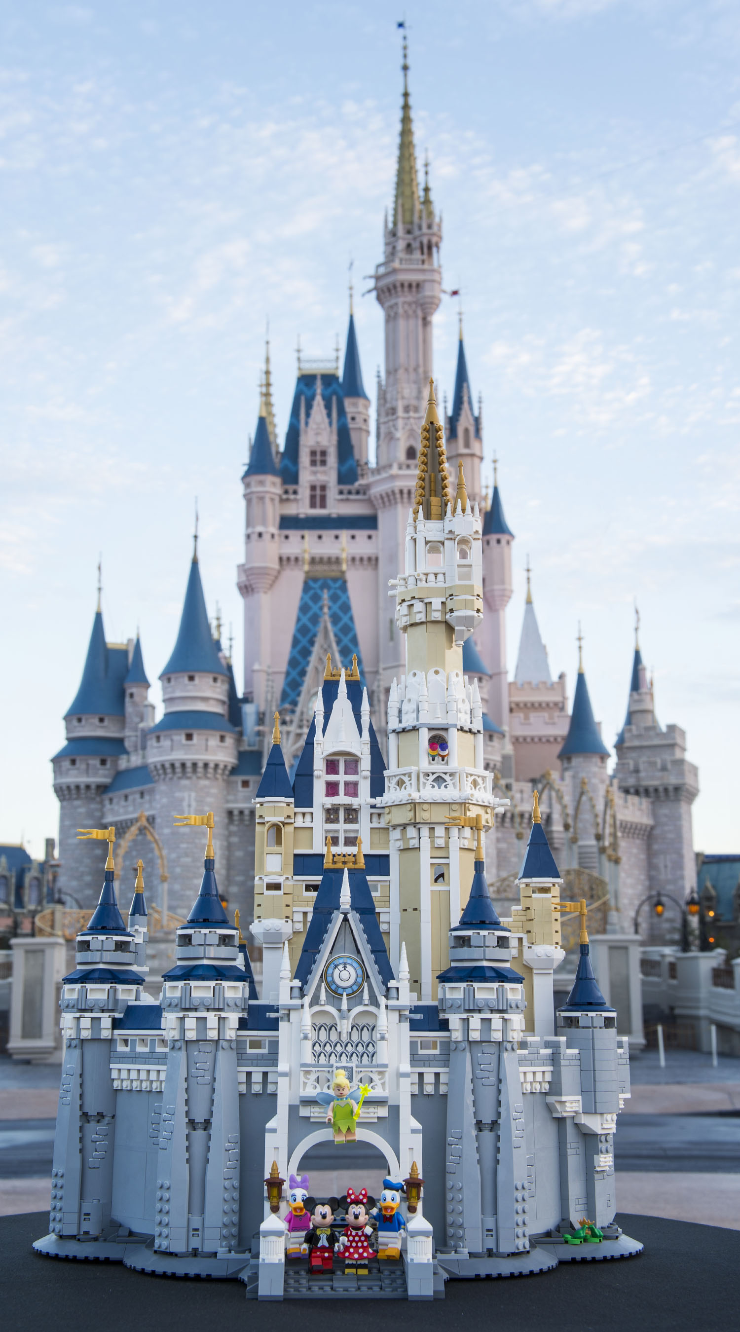 LEGO To Release The Disney Castle Set On September 1, 2016
