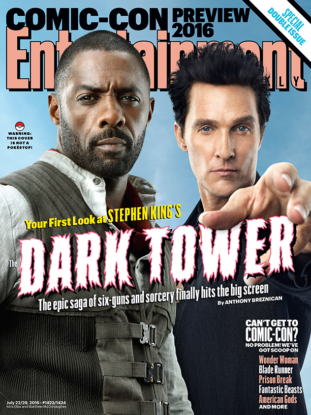 Stephen King's The Dark Tower Featured On Entertainment ...