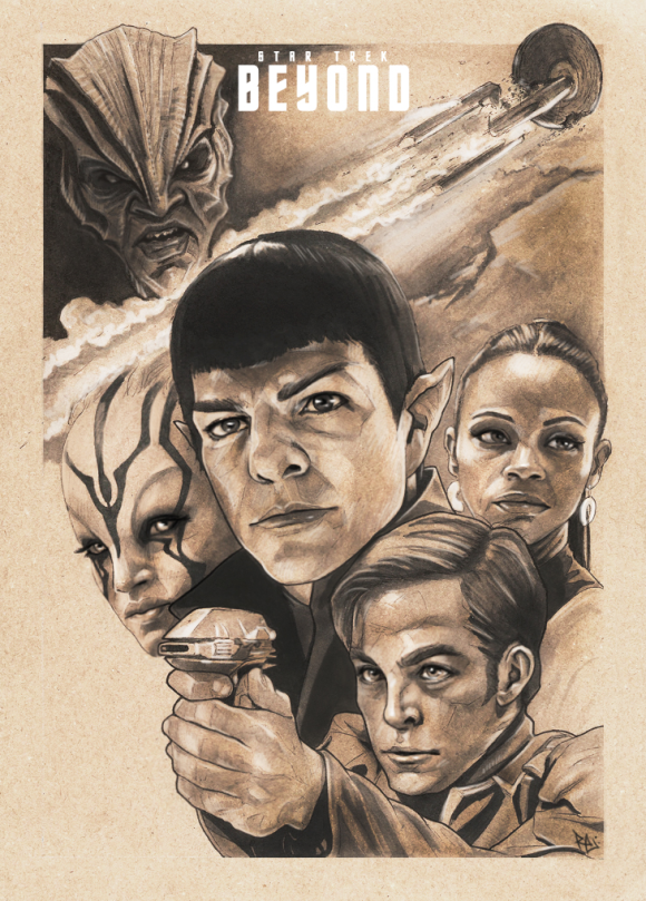 Star Trek Beyond by Robert Ekblom