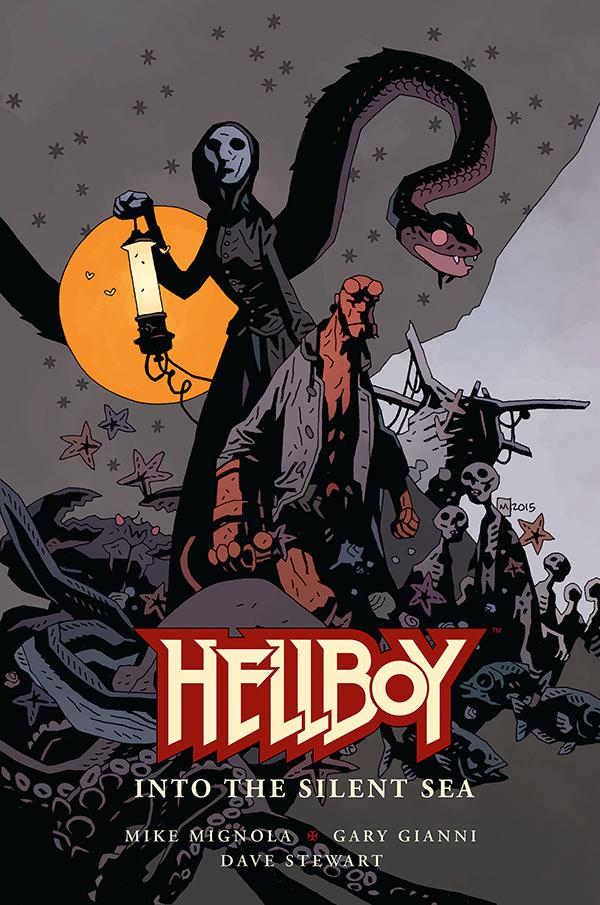 original hellboy graphic novel to be published in 2017. Black Bedroom Furniture Sets. Home Design Ideas