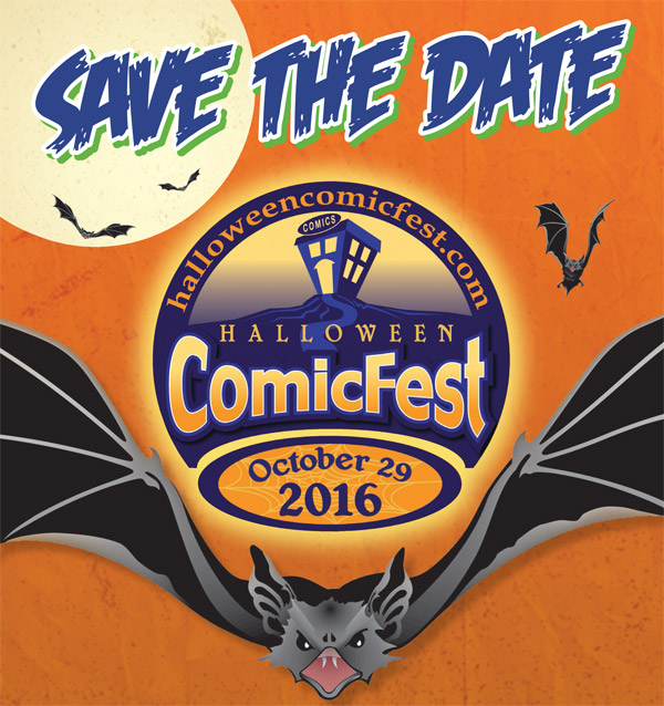 Halloween ComicFest |