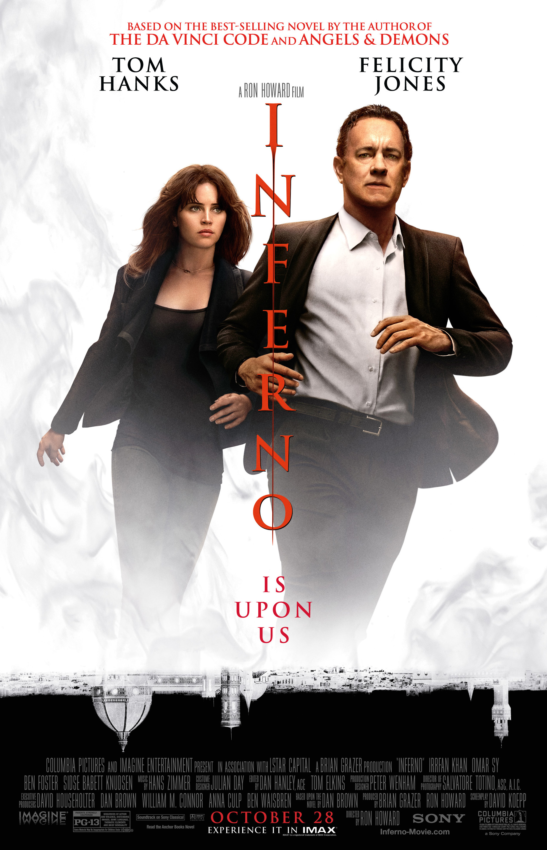 new poster for inferno new poster for inferno