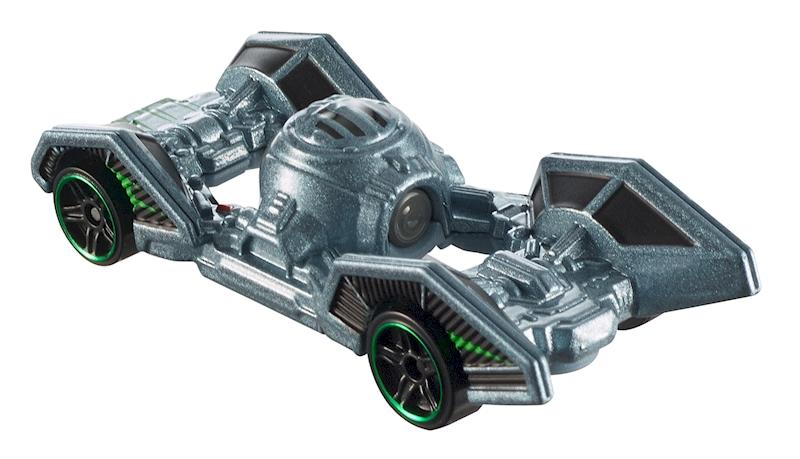 Hot Wheels Star Wars Carships
