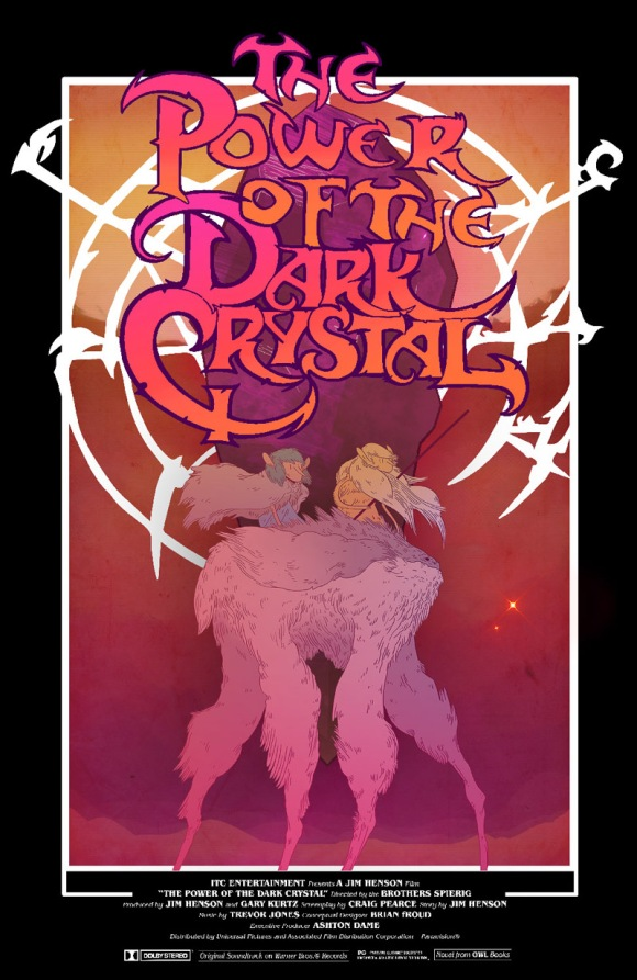 dark crystal final poster
