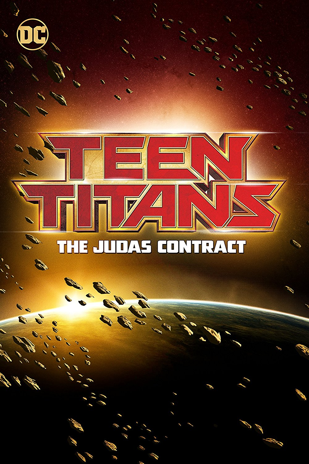 Teen Titans: The Judas Contract (2017) HD Stream ...
