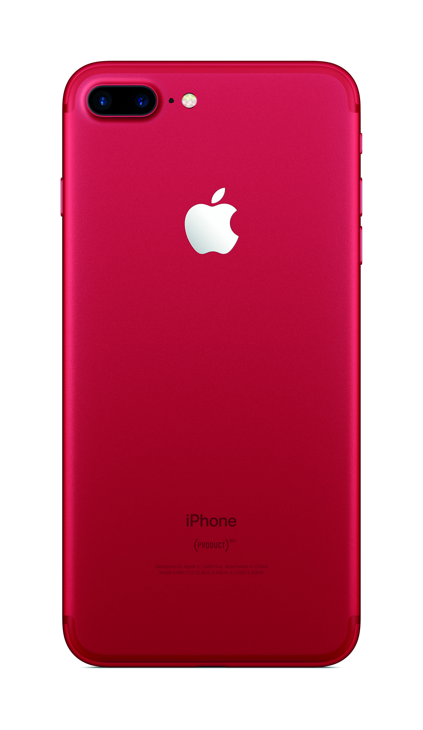 Apple Introduces iPhone 7 & iPhone 7 Plus (PRODUCT)RED ...