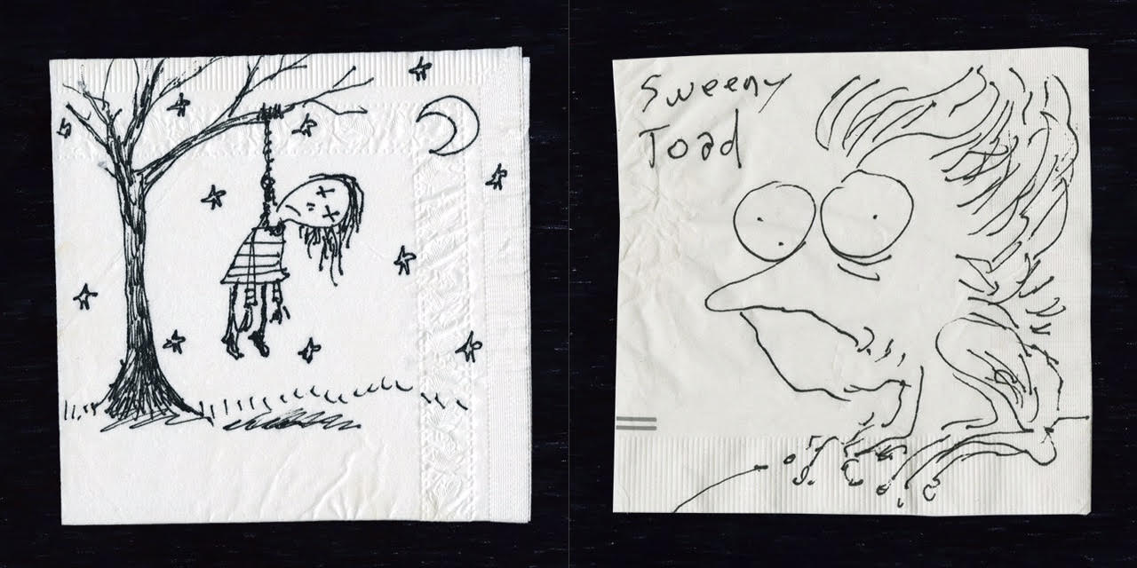 Racism Essay The Napkin Art Of Tim Burton The Napkin Art Of Tim Burton Enviroment Essay also Essays About School Tim Burton Essay The Napkin Art Of Tim Burton Comparative Analysis  How Do I Write A Thesis Statement For An Essay