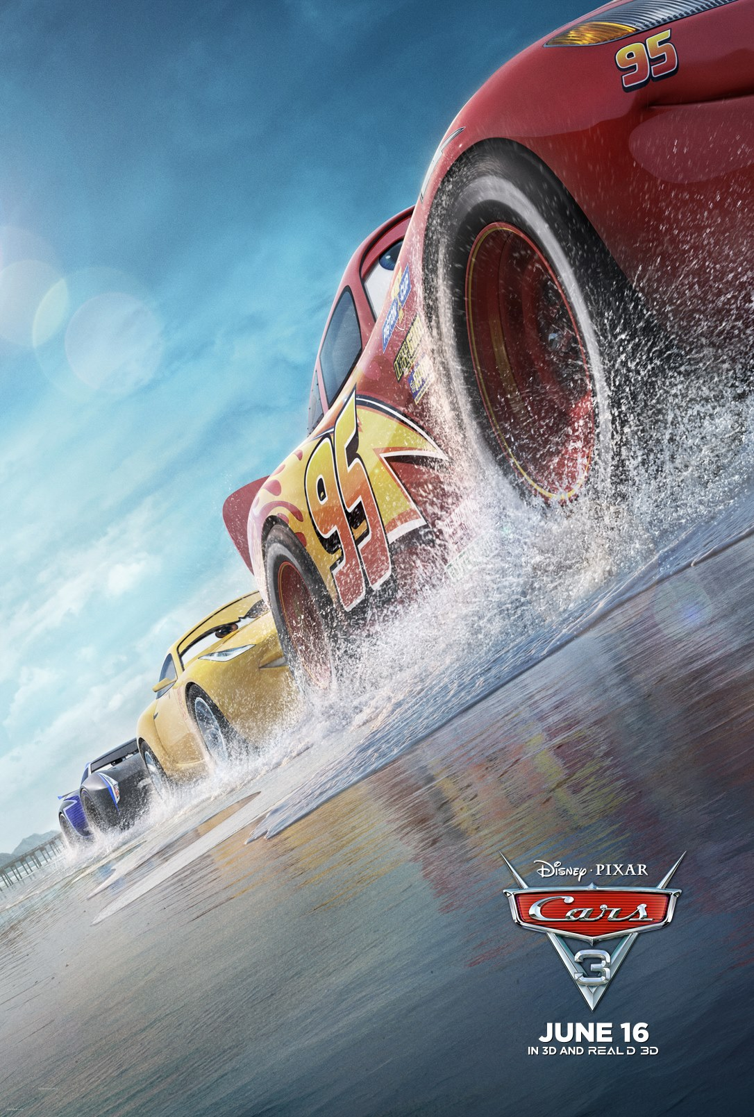 Watch The Cars 3 Rivalry Trailer |