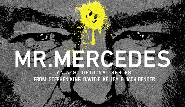watch a sneak peek of the at&t audience network series mr. mercedes  