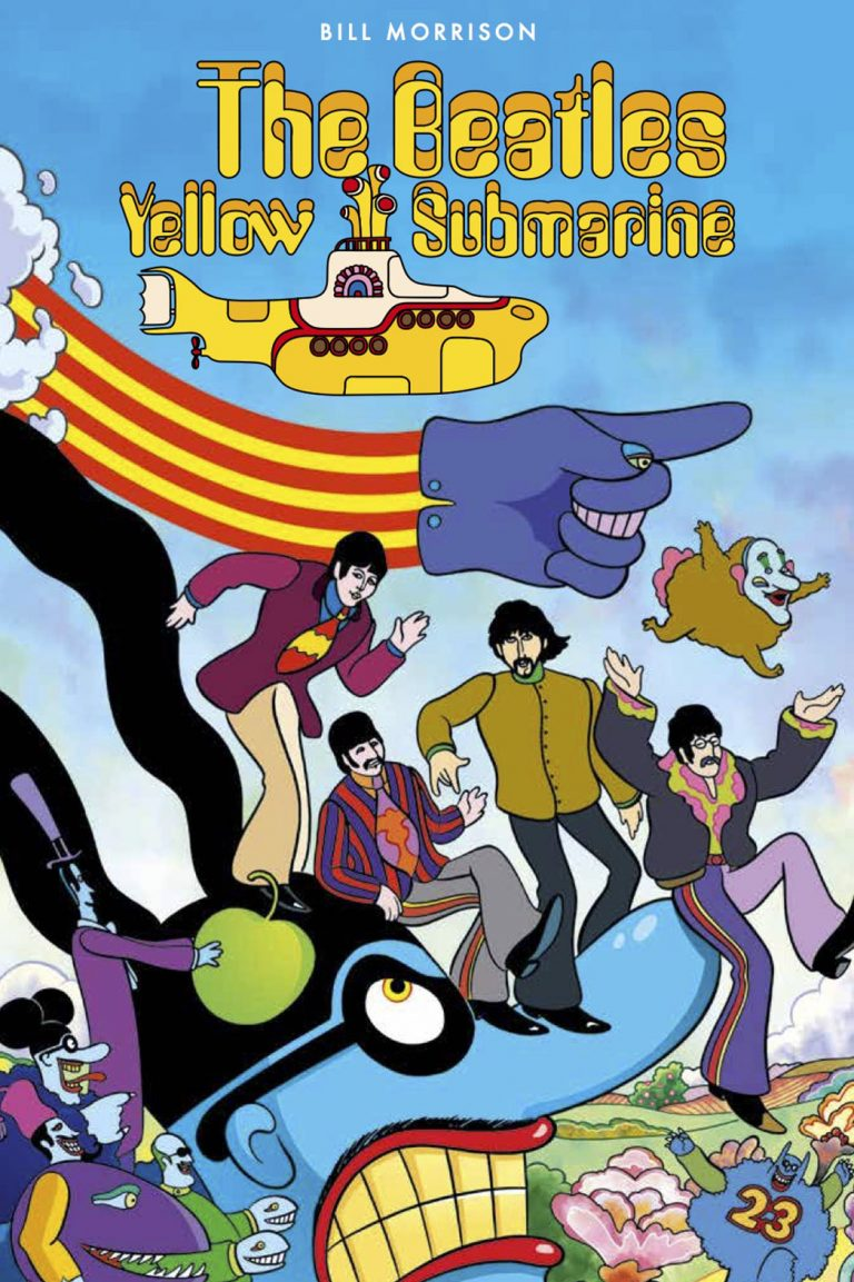the beatles adaptations in the movies yellow submarine and across the universe Titan comics announced in a press release on july 13 that it will publish a new graphic novel adaptation of the beatles' animated film, yellow submarine for the film's 50th anniversary in 2018 the beatles' apple corps ltd announced the deal with titan, and bravado international, the beatles' licensing.