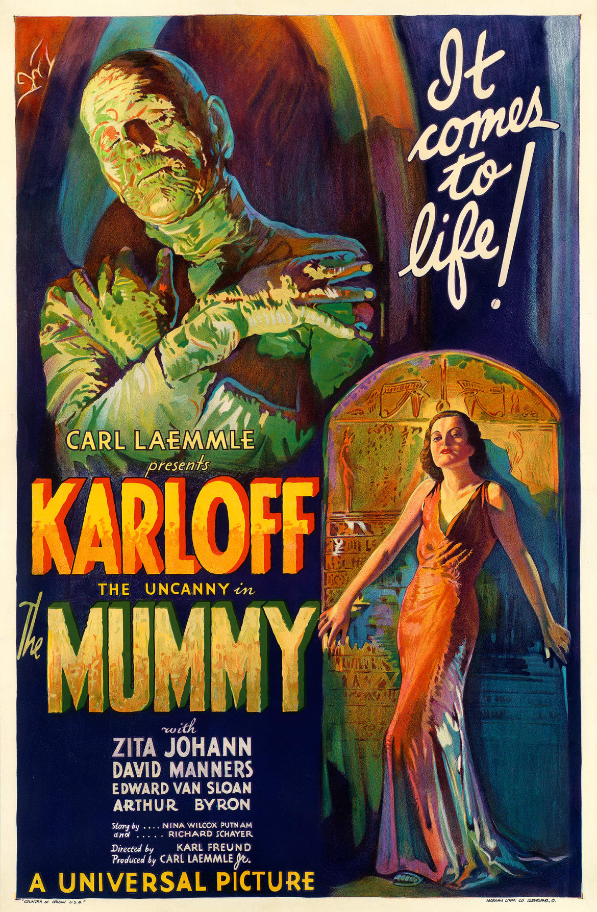 it�s alive classic horror amp scifi movie posters from the