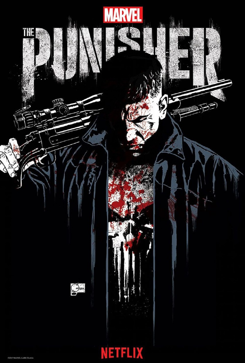 Marvel S Jessica Jones Janet Mcteer White Queen Joins: Netflix Releases A New Trailer For Marvel's The Punisher