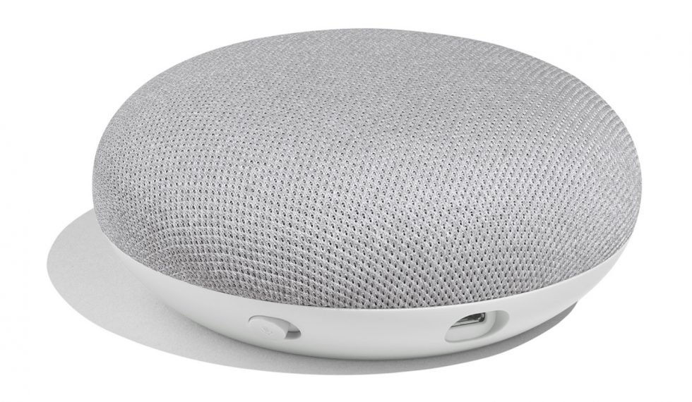 google home mini. Black Bedroom Furniture Sets. Home Design Ideas